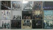 即決●嵐●豪華初回盤DVD付シングルCD15枚セット●ARASHI