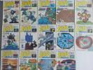 スーパーソフトマガジン SUPER SOFT MAGAZINE 全14冊 ベーマガ