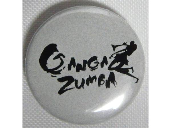 未使用■RSR 2006■缶バッチ■GANGA ZUMBA■宮沢和史