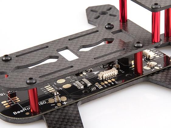 AquaPC★Ultra 180 Carbon Fiber FPV Racing Frame With PDB★