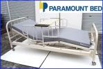 パラマウントベッド医療.介護リクライニング式マット&テーブル付