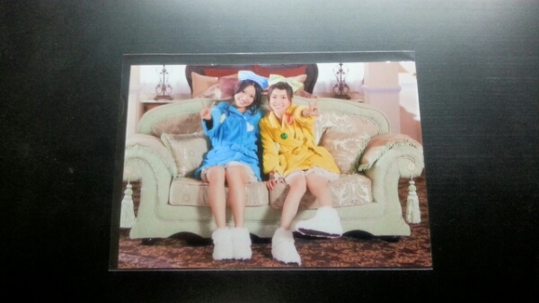 AKB48 Not yet 西瓜BABY 山野楽器特典生写真 大島優子 北原里英