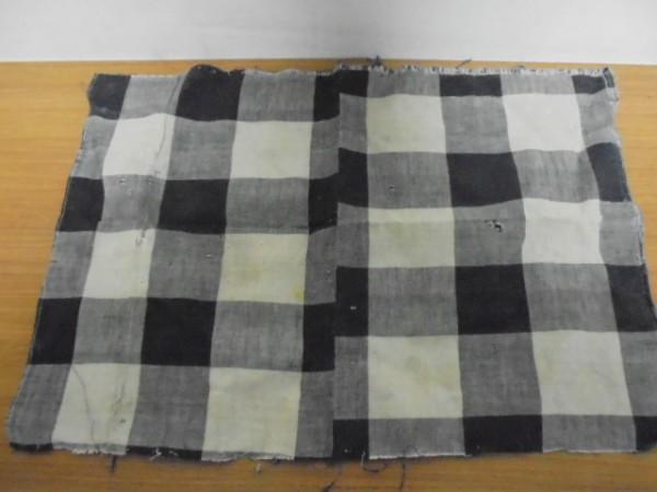 木綿布/布団地反物はぎれ切れ端着物布地リメイク/ハンドクラフト_画像1