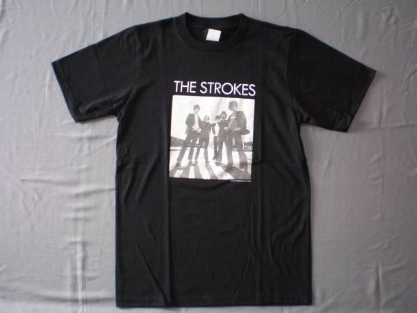 バンドTシャツ   ザ・ストロークス( The Strokes )新品 L