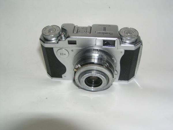 コニカ ⅡBm  ヘキサー45ミリ F3,5_画像1