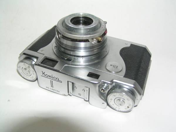 コニカ ⅡBm  ヘキサー45ミリ F3,5_画像3