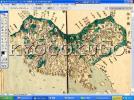 ◆天保八年◆国郡全図 伯耆国◆スキャニング画像データ◆古地図CD◆京極堂オリジナル◆送料無料◆