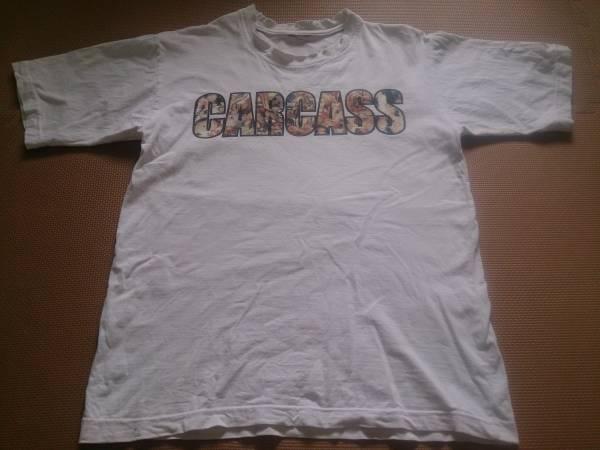 carcass Tシャツ カーカス