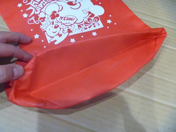 ●クリスマス ギフト用 靴下 チャック付き 新品未使用_画像3