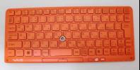 ☆SONY VAIO Pシリーズ用日本語キーボードN860-7885-T251(橙)