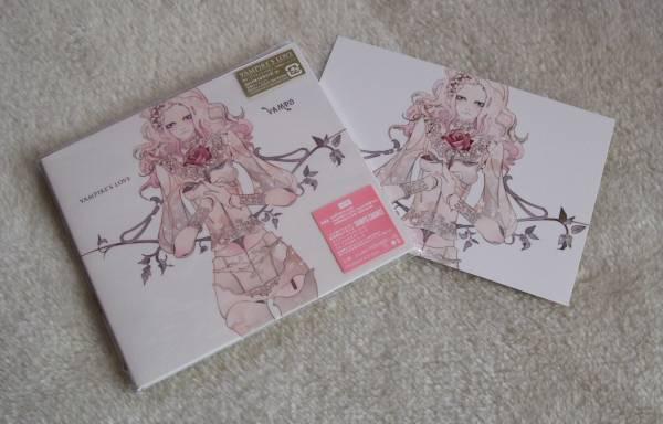 ポストカード付 † VAMPS シングルCD [ VAMPIRE'S LOVE 【通常盤】]