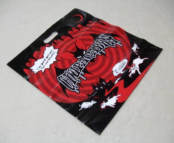 VAMPS [ HYDE×K.A.Z ] VAMPARK 2013 † CHUPACABRA 『 非売品 ビニールバック 』 未使用品