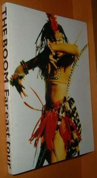 THE BOOM 94-95極東ツアー パンフレット