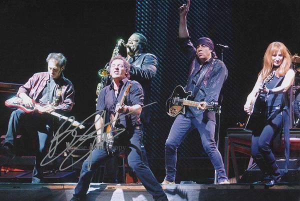 Bruce Springsteen ブルース・スプリングスティーン サイン
