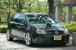 ●H18 VWゴルフGTI純17AW地デジ新タイヤ サス検29/5走行2.8万D車