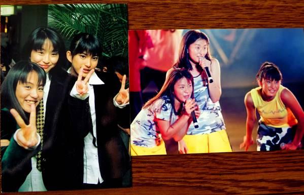 ★レア・新品★SPEED 写真 2枚セット 2/HIRO & ERIKO & TAKAKO