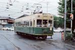 ◆【即決写真】京福電鉄 デハ301 1978.9 西大路三条/40754-14