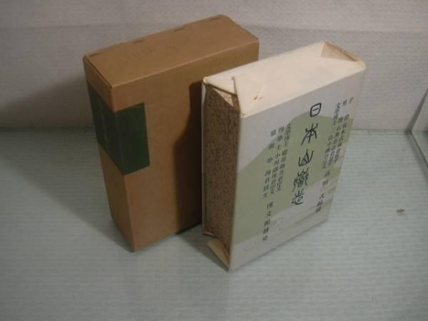日本山嶽志 復刻版 1975年-大修館書店発行-N9512_画像2