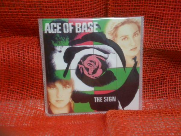 【CD】ACE OF BASE - THE SIGN ALL THAT SHE WANTS_画像1