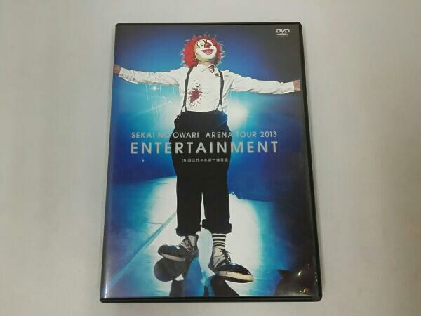 SEKAI NO OWARI ARENA TOUR 2013「ENTERTAINMENT」in ライブグッズの画像