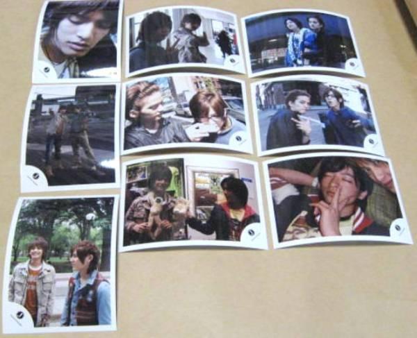 中山優馬写真9枚 ニュ-ヨークへ2010発売新品