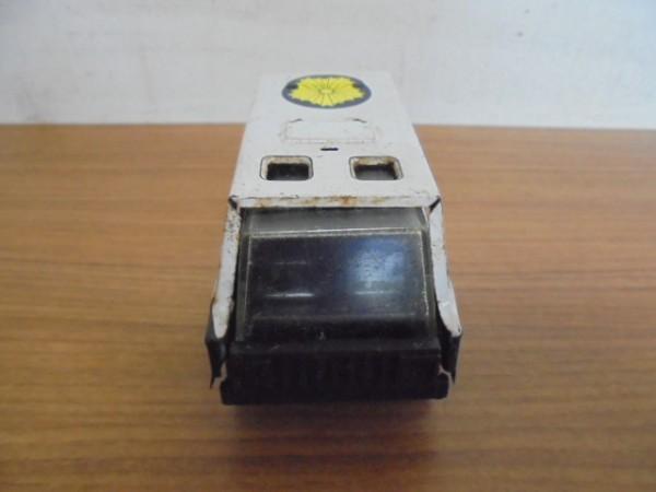 蔵出し 古いブリキ パトカー警視庁 メーカー不明_画像1