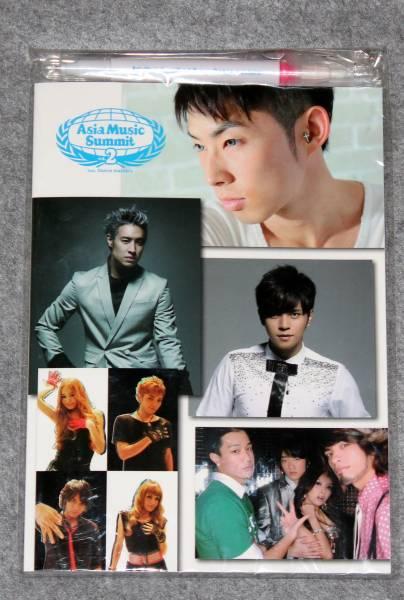 VANNESS/ウィルバー・パン/羅志祥[Music Summit 2]ノート+ペン