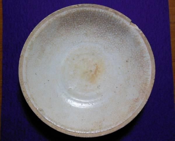 高麗早期 白釉 古皿 陶磁器研究
