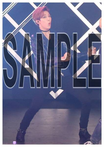 GOT7 BamBamベンベン SUPER CONCERT The Show2015 写真8枚