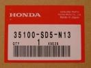 Today トゥデイJW3 キーシリンダーセット 35010-SD5-N13