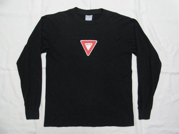 ☆90s USA製 ビンテージ PEARL JAM パールジャム 「 Yield 」 長袖 Tシャツ☆古着 ロック グランジ NIRVANA Sonic Youth PIXIES BLACK FLAG