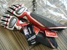 ロイシュ reusch RACE-TEC 10 GS LC スキー用高機能高性能パッド入り手袋/グローブ アームガード付き、ロングサイズモデル 牛革製