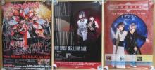 【店頭用ポスター】 angela/アンジェラ LOVE CARNIVAL + おまけ2枚付 DEAD OR ALIVE / イグジスト