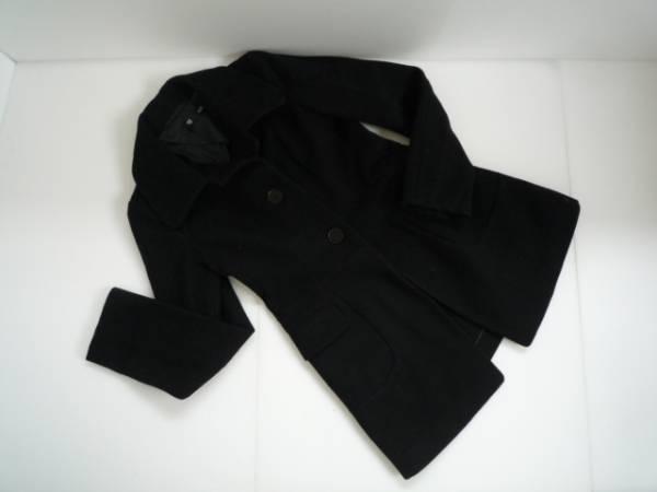 【良品!】◆ユニクロ/UNIQLO◆ 長袖ジャケット M 黒色