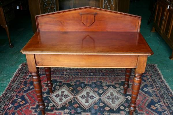 イギリスアンティーク家具 デスク アンティークデスク ビクトリアン/デスク 机 テーブル 英国製 s33a_画像2