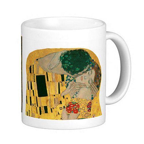 クリムトの『 接吻 』 のマグカップ 3_画像2