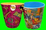 ☆ 割れないよ!メラミンカップ スーパーマン&バットマン マーベルヒーロー アメキャラ