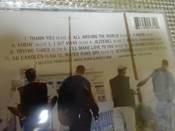 CD Boyz II Men II(ビルボードNo1ヒット曲収録)