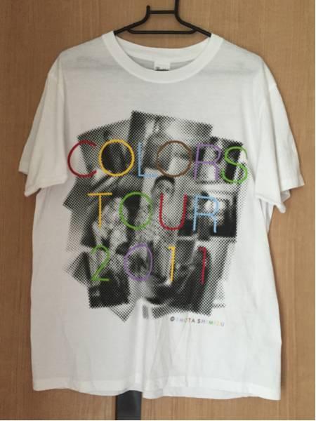 清水翔太 COLORS TOUR 2011 Tシャツ サイズM