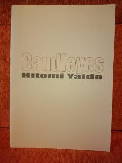 ☆矢井田瞳(ヤイコ) 2001-02ツアーパンフ「candleyes」☆
