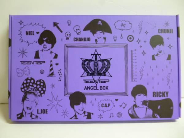 TEENTOP Angel Box 写真集 DVD グッズ