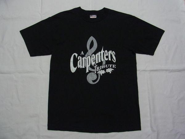 ☆90s USA製 カーペンターズ トリビュート 「If I Were a Carpenter」 Tシャツ☆古着 ビンテージ 80s ロック Sonic Youth 少年ナイフ