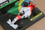PMA ミニチャンプス 1/43 マクラーレン MP4/8 フォード セナ F1 Minichamps Senna McLaren F1