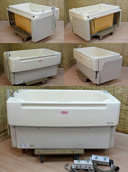 「酒井医療/SAKAImed ADL入浴半新湯方式 PN-200 pansy 本体 (入浴補助)」の画像