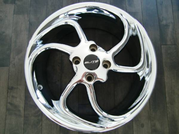 ELITE* Elite * plating spoke aluminium wheel * new goods