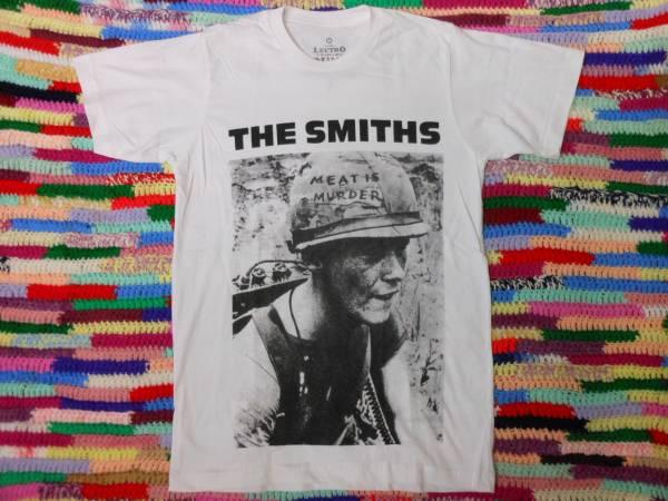 ★即決!★ザ・スミス/THE SMITHS≪MEAT IS MURDER≫Tシャツ★