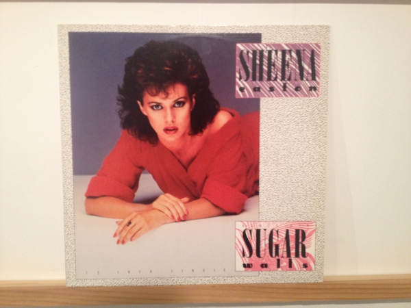 ☆Sheena Easton/Sugar Walls☆SYNTH BOOGIE12!_画像1