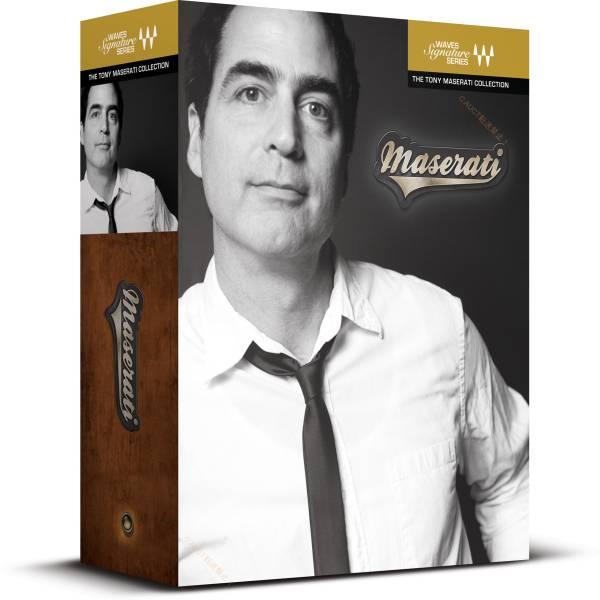 WAVES 正規新品◆ Tony Maserati Collection◆[AU VST AAX Mac Windows Cubase pro logic Protoolsなど対応]_画像1