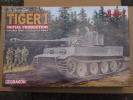 ドラゴン1/35 ティーガーI 極初期型 第502重戦車大隊 (3イン1)
