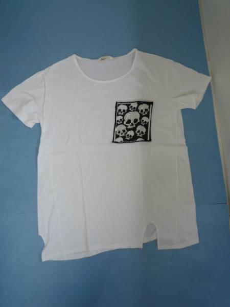【お得!】 ◆ボニータ/Bonita◆ デザインポケットTシャツ 半袖 白_画像1
